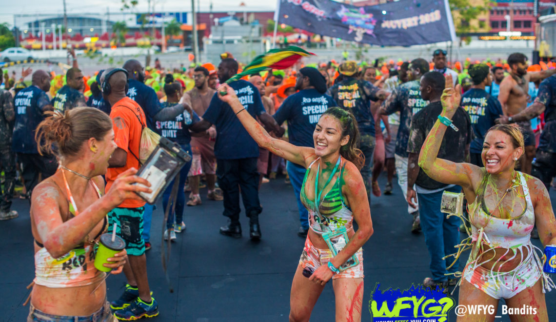 Trinidad J'Ouvert 2018