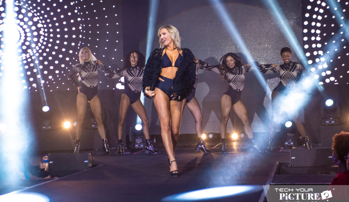 Miami Dolphins Cheerleaders Fashion Show 2018