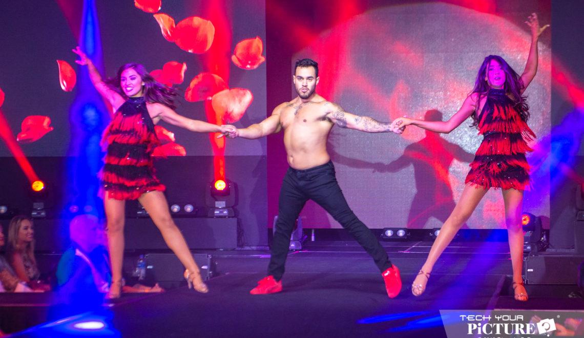 Miami Dolphins Cheerleaders Fashion Show 2018